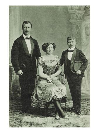 Arnoldi-Trio. Hand Phänomenal U. Kopf-Equilibristen