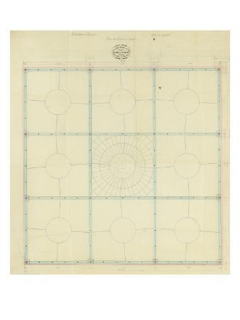 National Library, Reading Room, Plan Forms and Domes