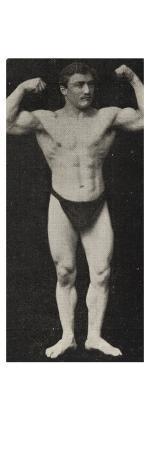 Octave Deriaz, Lightweight Champion, Flushing Weight