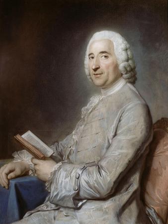 Portrait of Monsieur De Rozeville, Sitting on a Chair