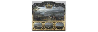 Shares of the Grand Conde, Crossing the Rhine, 1672