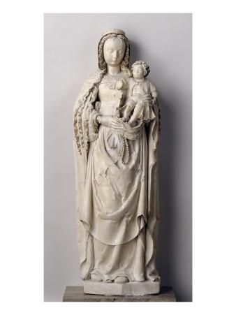 Virgin and Child from the Church of Breuil (Marne)