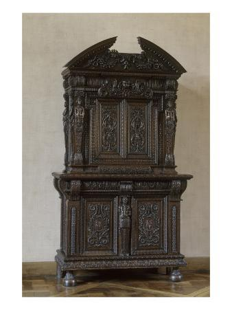 Wardrobe with Two Bodies from the Abbey of Clairvaux