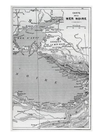 "Jules Verne, ""Keraban the Inflexible"", Illustration"