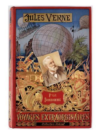 "Jules Verne, ""Foundling Mick"", Cover"