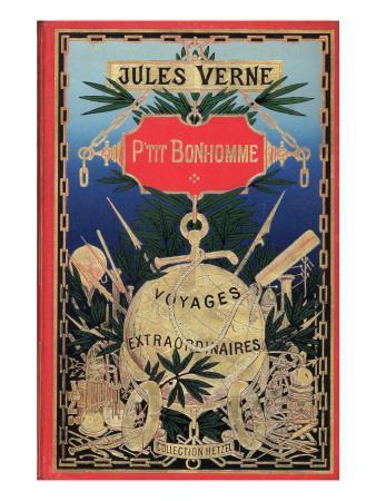 "Jules Verne, ""Foundling Mick"", Cover"