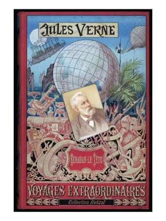 "Jules Verne, Cover of ""Keraban the Inflexible"""