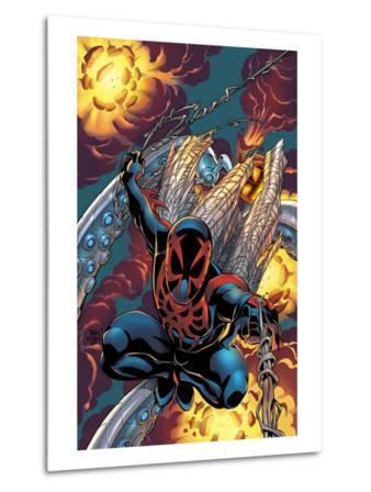 Amazing Spider-Man No.527 Cover: Spider-Man
