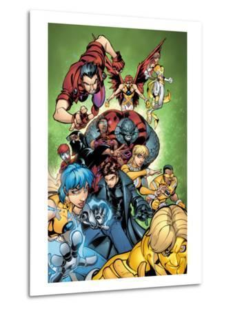New X-Men No.15 Group: Surge