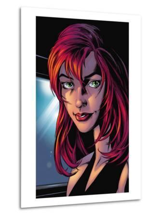 Ultimate Spider-Man No.78 Headshot: Mary Jane Watson