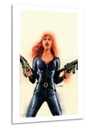 Black Widow No.6 Cover: Black Widow