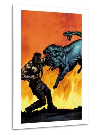 Hercules No.5 Cover: Hercules