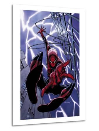 Spider-Man Unlimited No.1 Cover: Spider-Man
