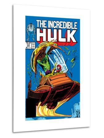 Incredible Hulk No.331 Cover: Hulk