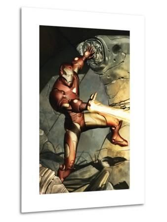 Iron Man No.79 Cover: Iron Man
