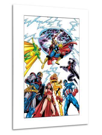 Avengers No.17 Group: Captain America