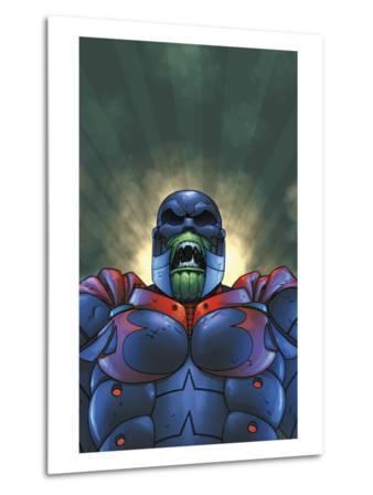Marvel Team-Up No.12 Cover: Titannus and Super Skrull