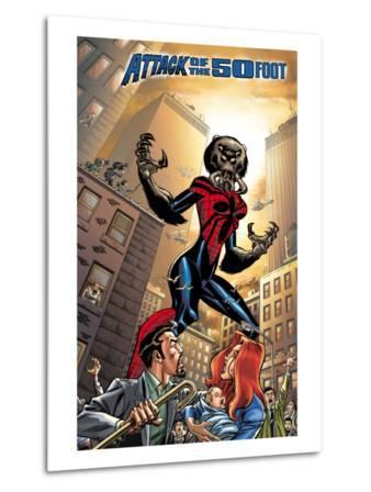 Spider-Girl No.90 Cover: Spider-Girl
