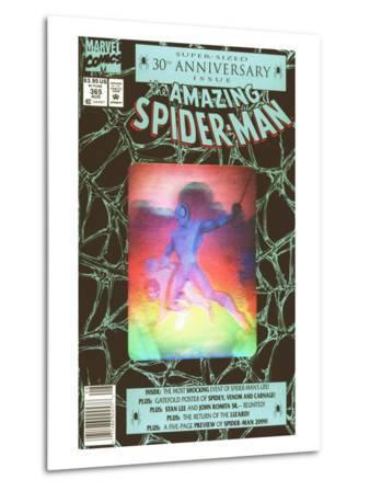 The Amazing Spider-Man No.365 Cover: Spider-Man