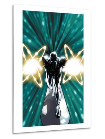 Captain Universe/Silver Surfer No.1 Cover: Silver Surfer