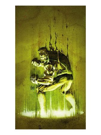 Ultimate X-Men No.16 Cover: Colossus