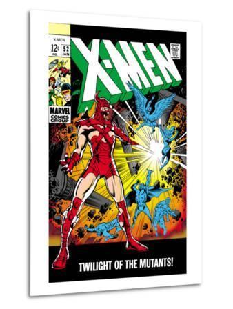 X-Men No.52 Cover: Erik The Red and X-Men