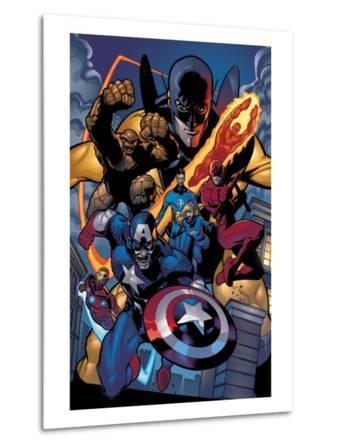 Marvel Knights Spider-Man No.11 Group: Captain America