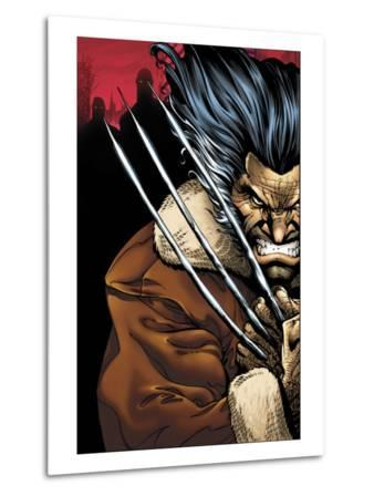 Weapon X: Days Of Future Now No.1 Cover: Wolverine