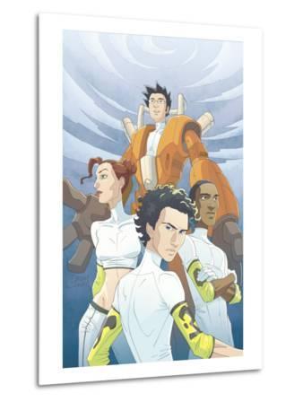 Guardians No.4 Cover: Guardians