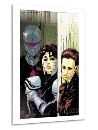 The Loners No.5 Cover: Turbo, Urich, Phil and Darkhawk