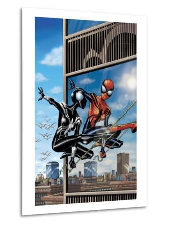 Spider-Girl No.76 Cover: Spider-Girl Lifting