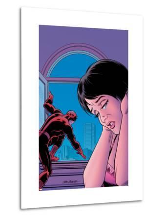 Daredevil No.94 Cover: Donovan, Milla and Daredevil