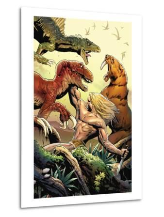 Marvel Comics Presents No.5 Cover: Ka-Zar