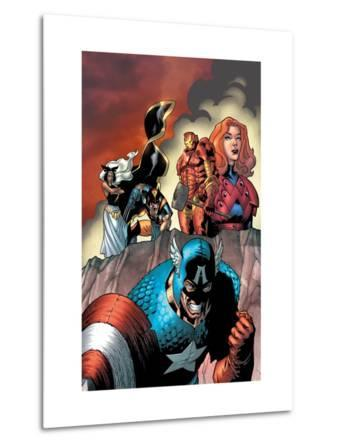 Marvel Two-In-One No.14 Cover: Captain America