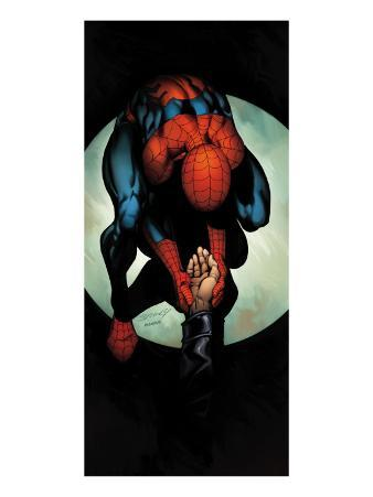 Ultimate Spider-Man No.63 Cover: Spider-Man