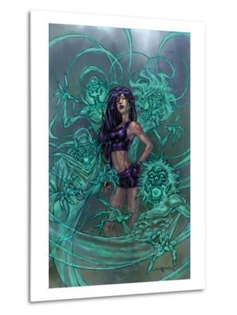 Excalibur No.6 Cover: Wicked