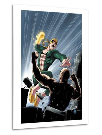 Iron Fist No.6 Cover: Iron Fist