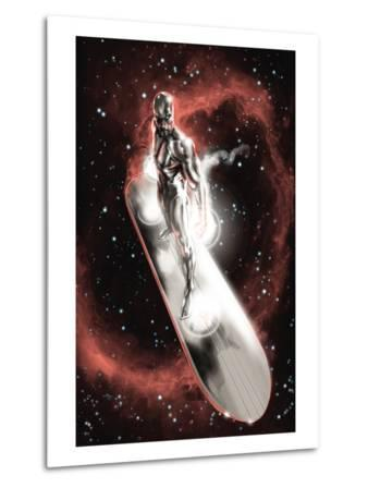 Silver Surfer: In They Name No.2 Cover: Silver Surfer