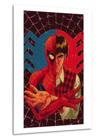 Spider-Man: With Great Power& No.1 Cover: Spider-Man, Peter Parker