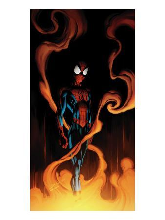 Ultimate Spider-Man No.59 Cover: Spider-Man