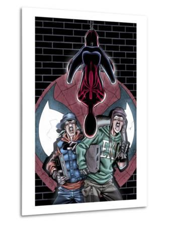 Spider-Girl No.74 Cover: Spider-Girl