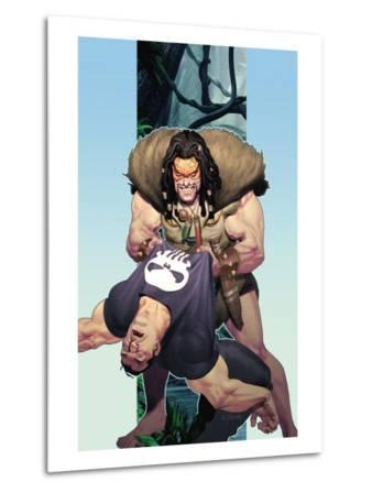 Punisher War Journal No.14 Cover: Punisher and Kraven The Hunter