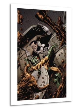 Punisher No.9 Cover: Punisher