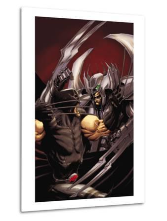 Cable No.14 Cover: Stryfe and Wolverine