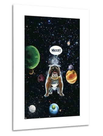 Lockjaw and The Pet Avengers No.4 Cover: Lockjaw