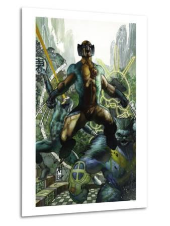 Astonishing X-Men No.28 Cover: Wolverine