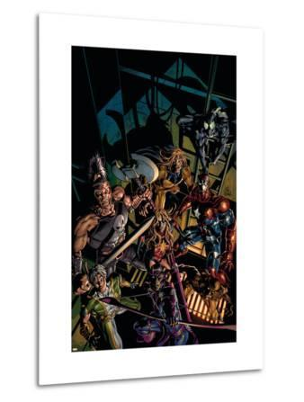 Dark Avengers No.10 Cover: Hawkeye