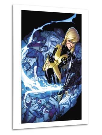 New Mutants No.9 Cover: Magik