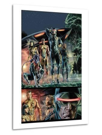 Wolverine: Origins No.34 Group: Cyclops, Nightcrawler, Colossus, Cannonball and Armor