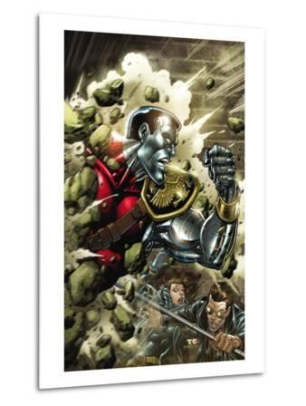 X-Men Forever No.11 Cover: Colossus